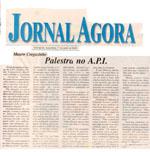 Thumb Jornal Agora Divinopolis 1 julho 2003